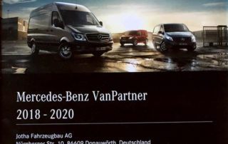 Jotha Mercedes-Benz VanPartner