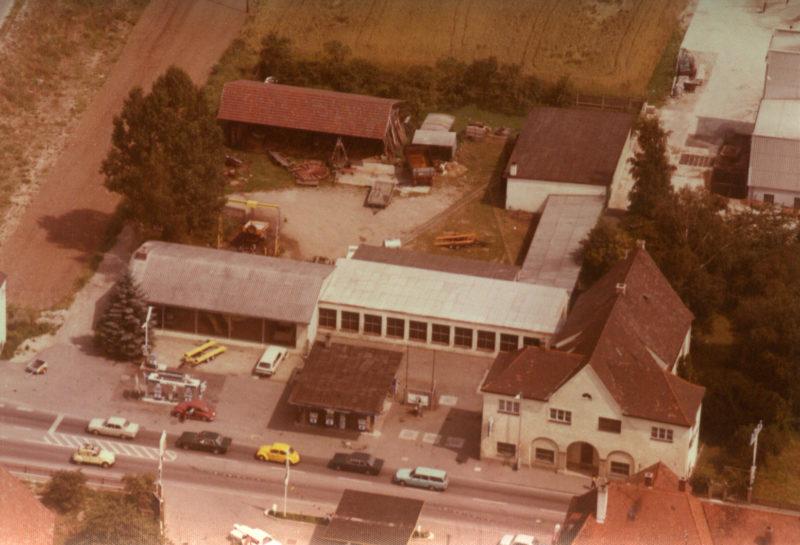 Jotha-Werk Luftaufnahme 1976