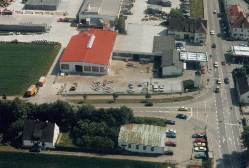 Jotha-Werk Luftaufnahme ca 1998